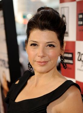 Marisa Tomei at the California premiere of &quot;Cyrus.&quot;